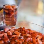 Unsere Leckere Erdbeerbowle